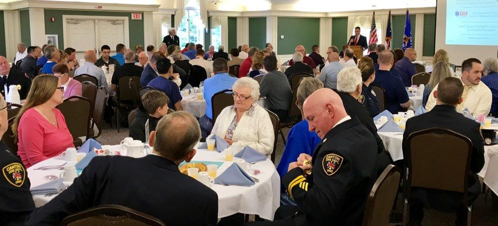 EMS breakfast- Mayor Held 2017