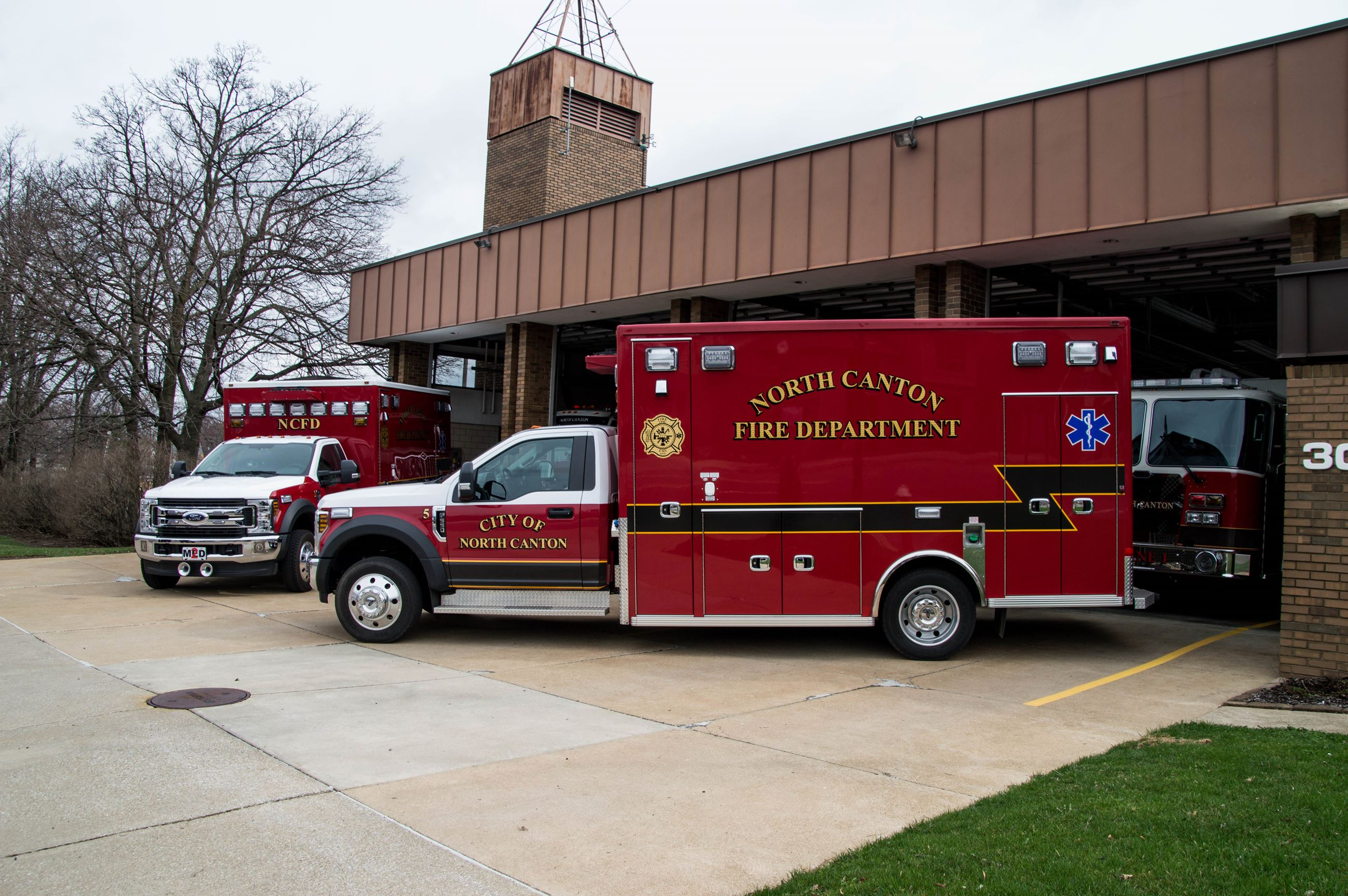 Fire / EMS | North Canton, OH